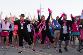 stretch 2013 Dallas Fort Worth Susan G. Komen 3-Day breast cancer walk